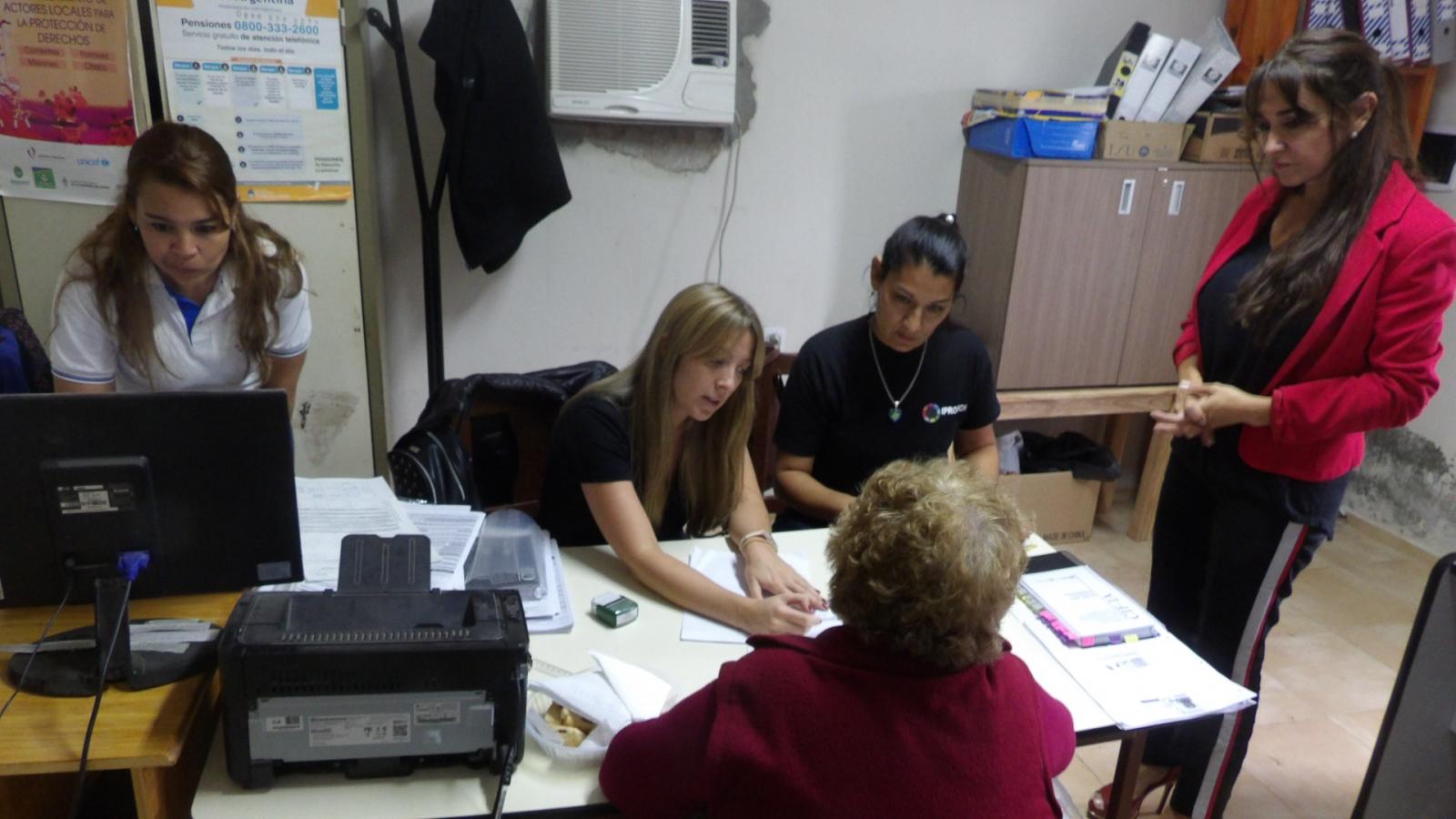 IPRODICH garantizó derechos inclusivos a personas con discapacidad del interior chaqueño