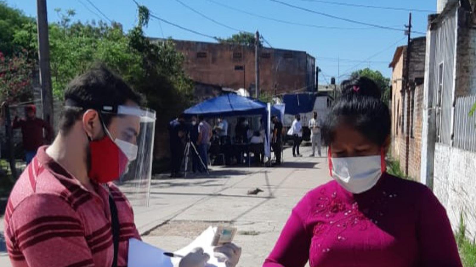 IPRODICH brindó asesoramiento, elementos y certificados de discapacidad a beneficiarios de Resistencia, Sáenz Peña, Basail y Machagai