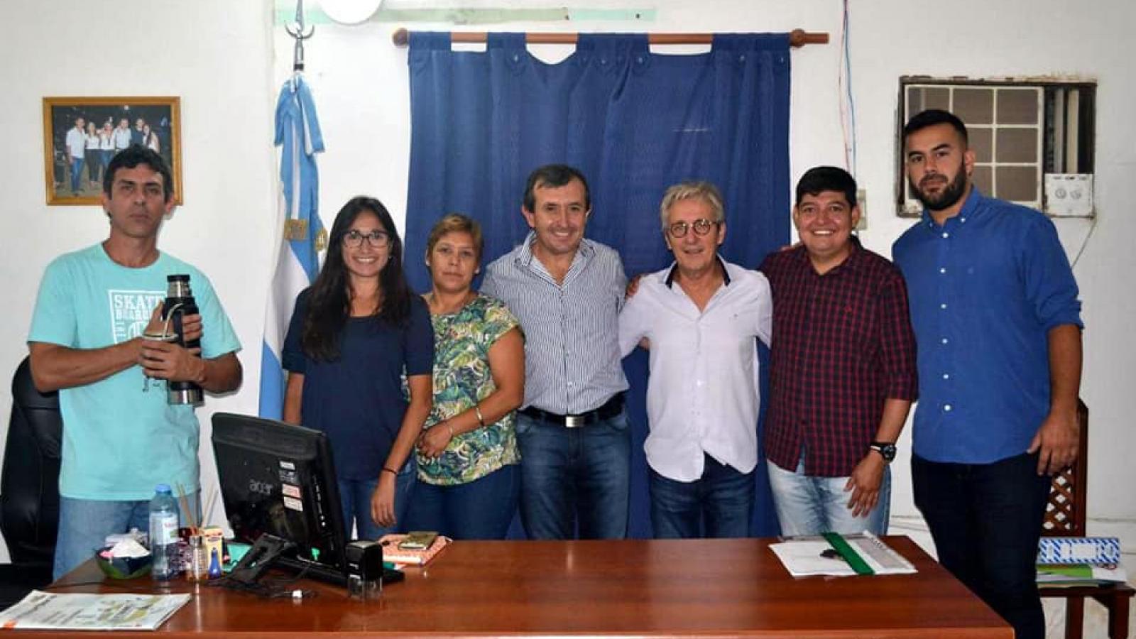 IPRODICH redobla esfuerzos para garantizar la inclusión de personas con discapacidad de Margarita Belén y Colonia Benítez