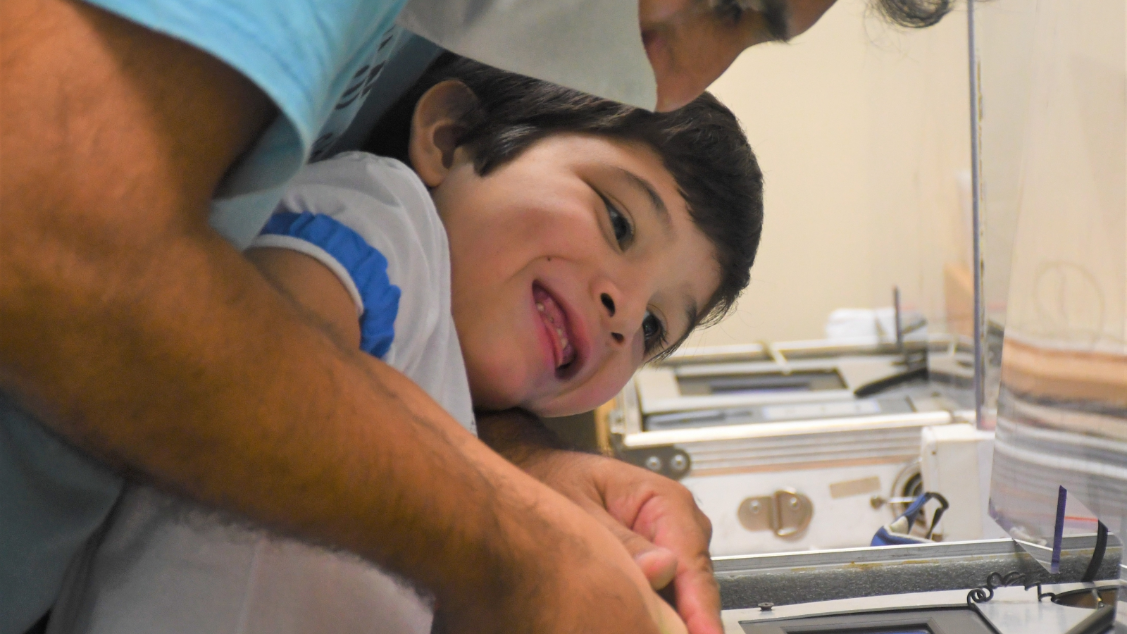 IPRODICH y el Ministerio de Gobierno lograron que 50 personas con discapacidad accedan gratuitamente a su DNI