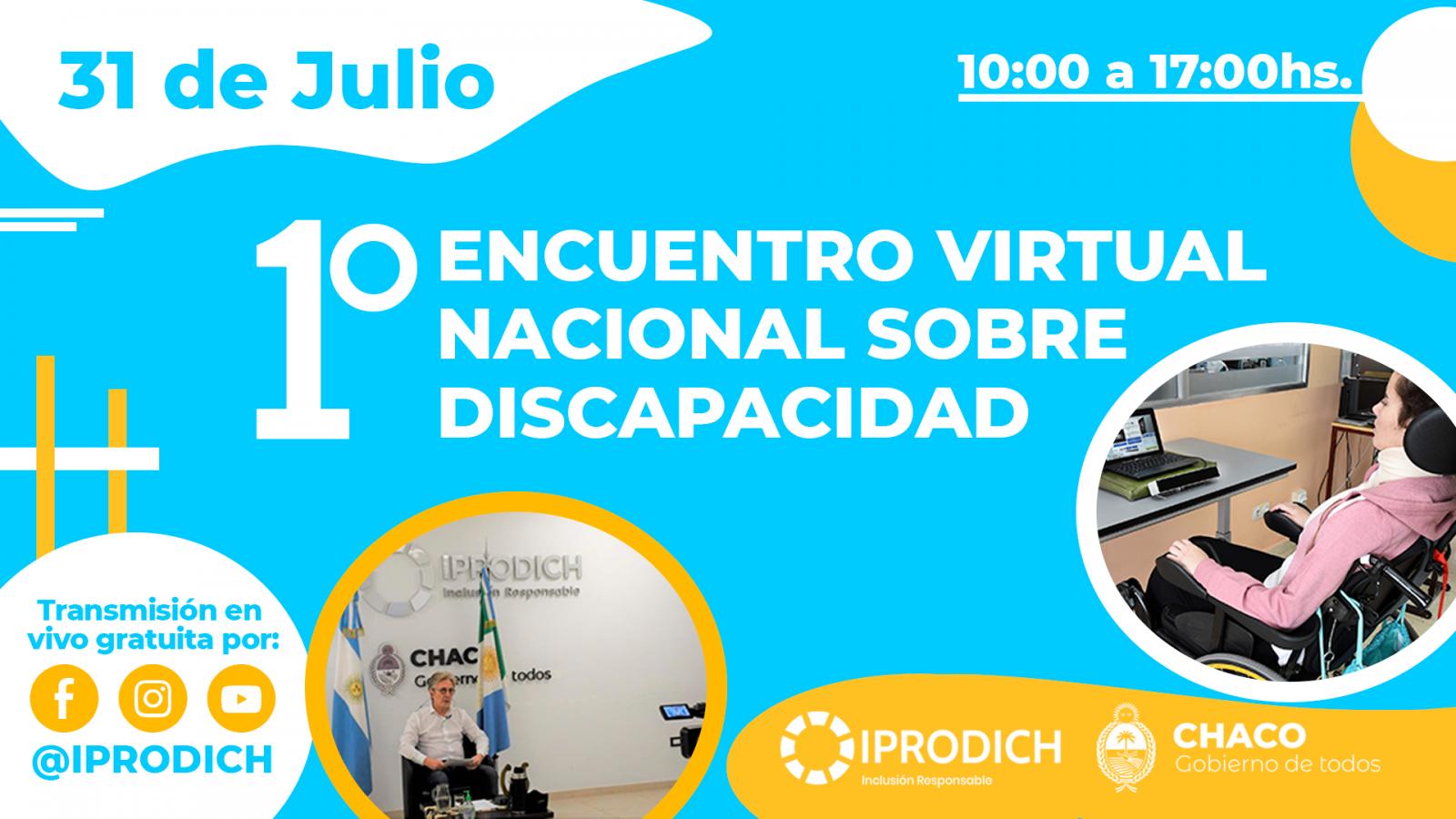 Encuentro Virtual Nacional