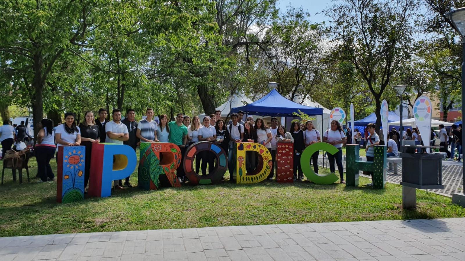 """IPRODICH presente en la Fiesta del Libro 3.0 """"Chaco en Redes"""" con diversas propuestas."""
