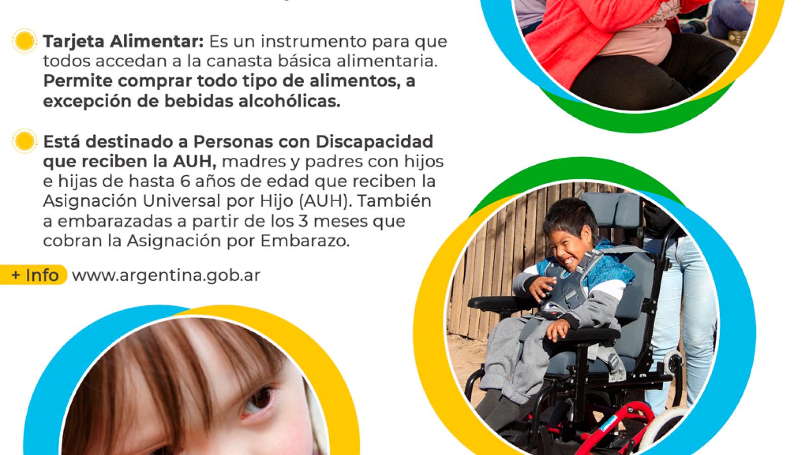 Plan Nacional contra el Hambre brinda beneficios a personas con discapacidad