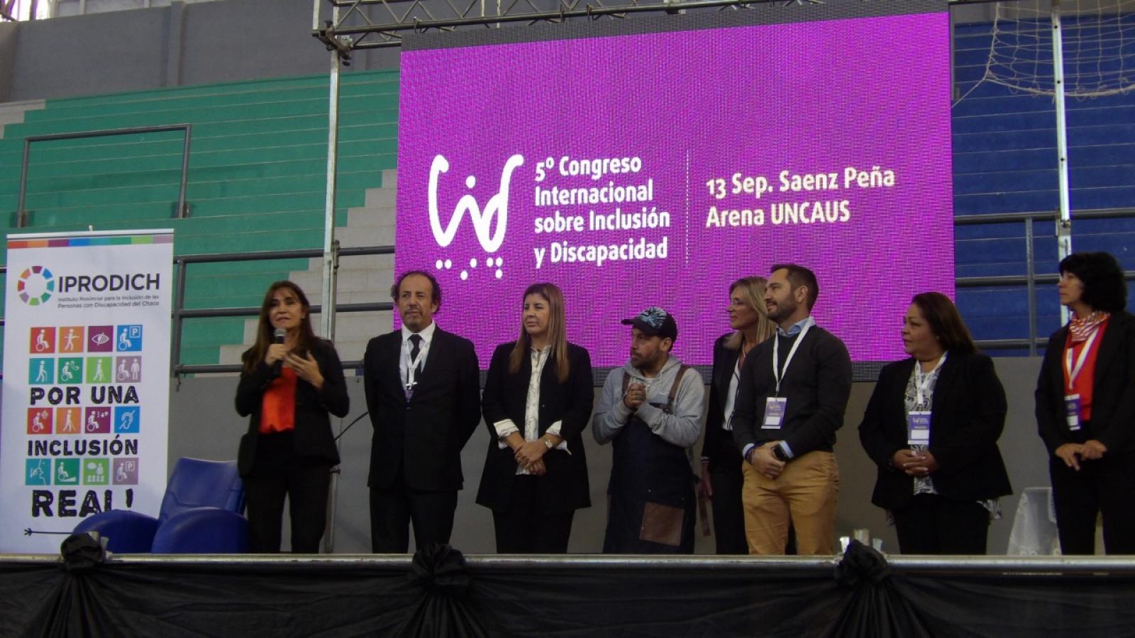 V CID Sáenz Peña