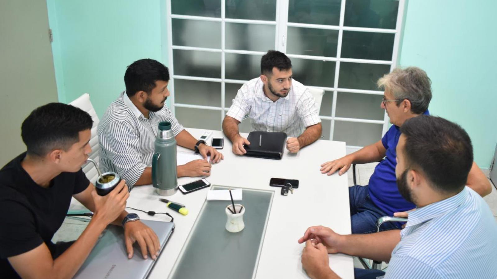 IPRODICH Y EL INSTITUTO DEL DEPORTE ARTICULAN ACCIONES POR EL DEPORTE ADAPTADO