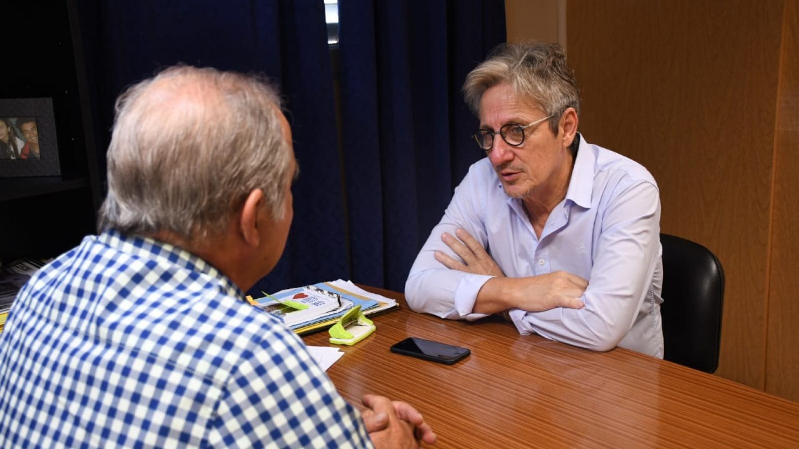 IPRODICH y el Municipio de Colonia Popular trabajan en conjunto para beneficio de las personas con discapacidad