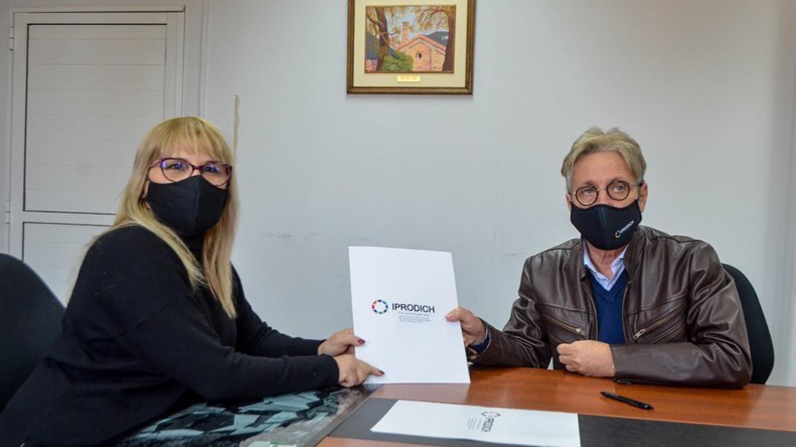 IPRODICH y la Municipalidad de Fontana fortalecen la atención de las personas con discapacidad