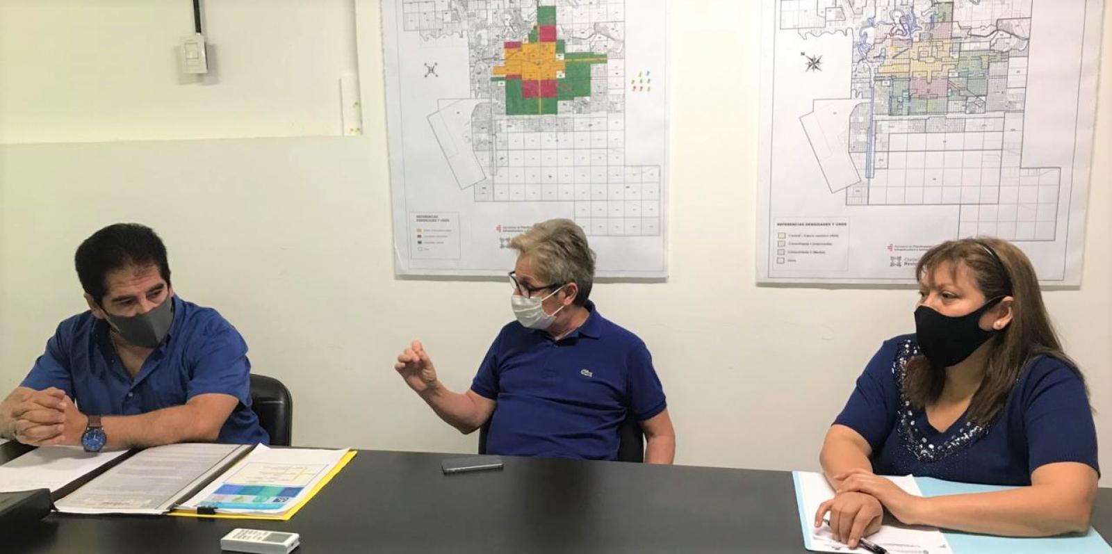IPRODICH asesora al Municipio de Resistencia en búsqueda de otorgar beneficios impositivos a las personas con discapacidad