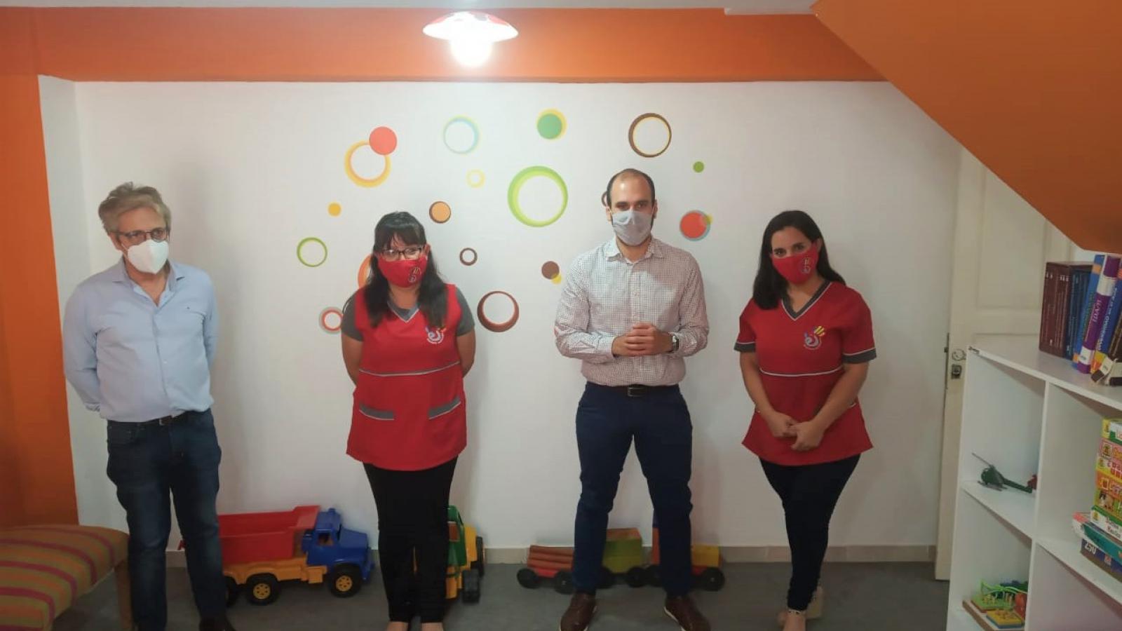 IPRODICH busca abrir una sede de atención para personas con discapacidad en San Martín